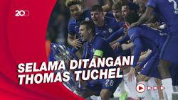 Bukan Piala, Man City Justru Raih Treble KO dari Chelsea
