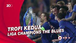 Chelsea Raih Juara Liga Champions 2020/2021