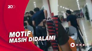 Geger Pria Bersenjata Besi Ngamuk di Mal Makassar, Polisi Dalami Motifnya