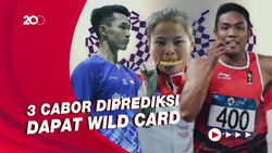 Daftar Sementara Atlet RI yang Bakal Berjuang di Olimpiade Tokyo