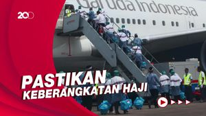 DPR Minta Menag Bahas Kepastian Haji 2021 Bareng Jokowi