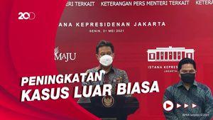 Kala Melejitnya Kasus Corona di Kudus Jadi Perhatian Khusus Jokowi