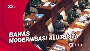Rapat Dengan DPR, Prabowo Bakal Bahas Alutsista Rp 1,7 Kuadriliun