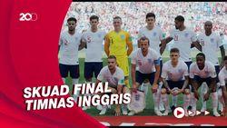 Alasan Inggris Bawa Empat Bek Kanan ke Piala Eropa 2020