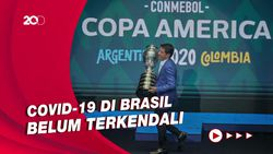 Copa America di Brasil, Pelatih Argentina Khawatir soal Corona