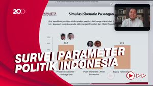 Simulasi Paslon Pilpres via Survei, Prabowo-Puan Kalah dari Anies-AHY