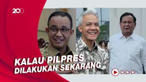 Survei Capres Parameter Politik: Prabowo-Ganjar-Anies Kokoh 3 Besar