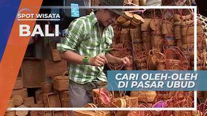 Berburu Oleh-oleh Khas Bali di Pasar Ubud