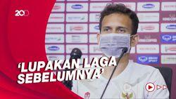 Indonesia Vs Vietnam, Egy: Semua Kerja Keras untuk Menang