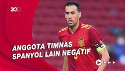 Kapten Timnas Spanyol Sergio Busquets Positif Corona