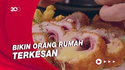 Masak Masak: Chicken Cordon Bleu Berlumer Keju
