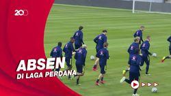 Jelang Euro 2020, Dua Pemain Swedia Terpapar Covid-19