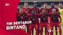 Euro 2020, Asa Generasi Emas Belgia Raih Juara
