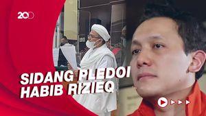 Habib Rizieq: Diaz Hendropriyono Terlibat Pembantaian 6 Laskar FPI!
