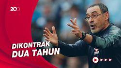 Resmi! Maurizio Sarri Jadi Pelatih Baru Lazio
