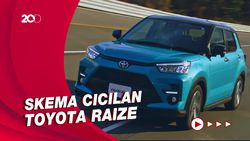 Diskon PPnBM, Toyota Raize Bisa Dicicil Rp 3 Jutaan Per Bulan
