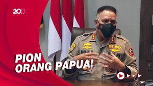 Mengenal Paulus Waterpauw, Putra Papua Pertama Bintang Tiga di Polri