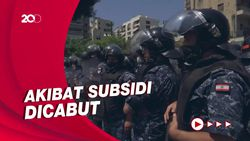 Krisis Ekonomi Lebanon Bikin Obat dan Bahan Bakar Langka