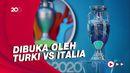 Jadwal Lengkap Euro 2020, Laga Pembuka Sabtu Dini Hari