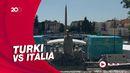 Geliat Kota Roma Sambut Laga Perdana Euro 2020