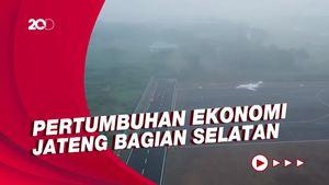 Bandara Sudirman Purbalingga Beroperasi, Jokowi Harap Picu Pertumbuhan Ekonomi