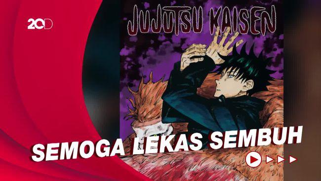 Kreator Sakit, Manga 'Jujutsu Kaisen' Dihentikan Sementara
