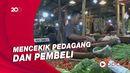 Pedagang Pasar Tradisional Purwakarta Menolak Keras PPN Sembako
