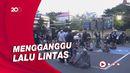 Ratusan Preman yang Kerap Memalak di Jalanan Makassar Ditangkap