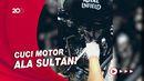 Tarif Cuci Motor Detailing Harganya Ratusan Ribu, Apa Sih Bedanya?