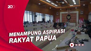 Majelis Rakyat Papua Temui Mahfud Md, Bahas Kesejahteraan