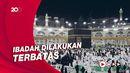 Arab Saudi Pastikan Ibadah Haji 2021 Hanya Untuk Domestik