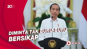 Jokowi: Saya Tahu Relawan Seknas Jokowi Itu Seksi