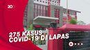 Muncul Klaster Lapas Narkotika Yogyakarta Berawal dari Satu Sipir
