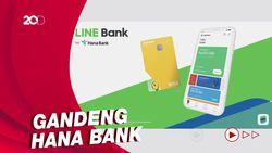 Line Bank Sudah Hadir, Tawarkan Kartu Debit Karakter Imut
