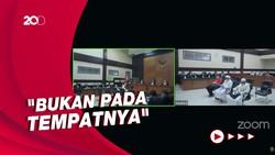 Jaksa Respons Rizieq Bawa-bawa Ahok-Diaz: Nggak Nyambung!
