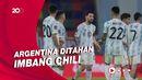 Tendangan Bebas Messi Belum Cukup untuk Menangkan Argentina