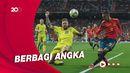 Spanyol vs Swedia Berakhir Imbang Tanpa Gol