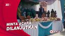 Wali Murid Protes Saat Acara Sekolah di Sukabumi Dibubarkan Satgas