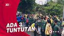 BEM SI Gelar Aksi Demo di KPK, Tuntut Firli Mundur