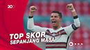 Portugal Menang 3-0 Atas Hungaria, Ronaldo Cetak Rekor!