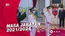 Jokowi Lantik Rusdy-Mamun Jadi Gubernur-Wagub Sulteng