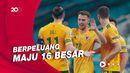 Menang 2-0 dari Turki, Gareth Bale Cs Buka Peluang ke Babak 16 Besar