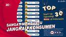 Survei Populix Top 3 Startup di RI: Gojek, Tokopedia dan Traveloka