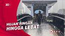 Waspada Sebagian Wilayah RI Dilanda Hujan-Angin Kencang