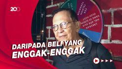 Gading Marten Beli Klub Bola, Roy Marten Dukung Penuh
