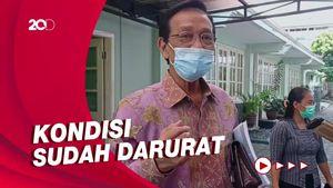 DIY Mau Berbagi Bed Pasien Covid-19 dengan Jateng, Tapi...