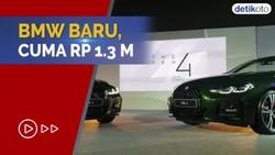 BMW Seri 4 Akhirnya Meluncur di Indonesia, Segini Harganya