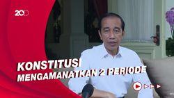 Jokowi Sudah Nolak, Kenapa Jokpro Ngebet 3 Periode?