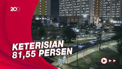 Terus Naik! RSDC Wisma Atlet Kini Rawat 6.030 Pasien