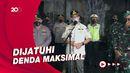 Pelaku Usaha DKI Langgar PPKM Mikro Didenda Rp 50 Juta!
